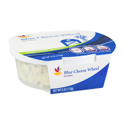 Ahold Blue Cheese Wheel