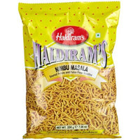 Haldiram Masala Nimbu, 7.06-Ounce Pouches (Pack of 5)