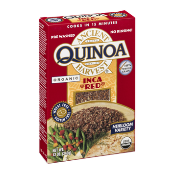 how to cook organic quinoa ancient blend