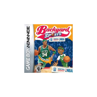 Humongous Entertainment Backyard Basketball 2007