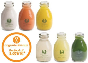 Organic Avenue Love Cleanse
