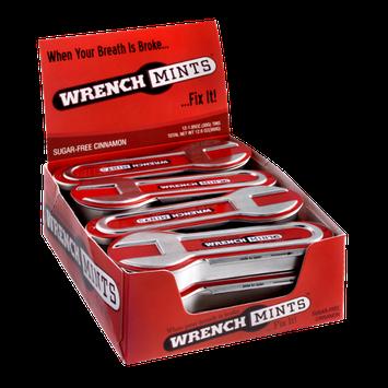 Wrench Mints Sugar-Free Cinnamon Flavor  Box