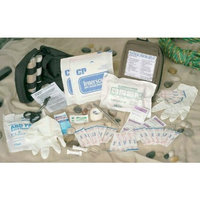 Elite First Aid Fully Stocked Tactical Trauma First Aid Kit MOLLE Strap