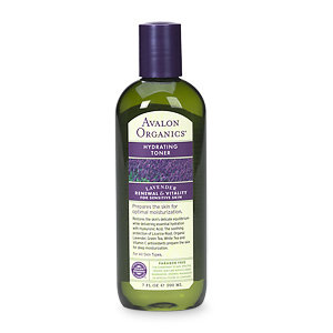 Avalon Organics Hydrating Toner