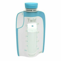Kiinde Twist Breast Pump Milk Pouches - 80 Pack