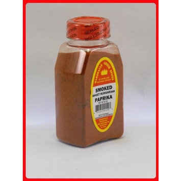 Marshalls Creek Spices SMOKED HUNGARIAN SWEET PAPRIKA PACKED IN LARGE JARS, spices, herbs, seasonings