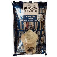 Big Train No Sugar Added Vanilla Blended Ice Coffee Mix - 3.5 lb. Bag