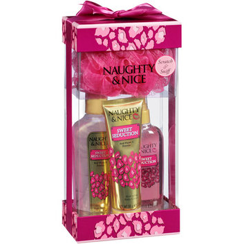 Naughty & Nice Sweet Seduction Gift Set