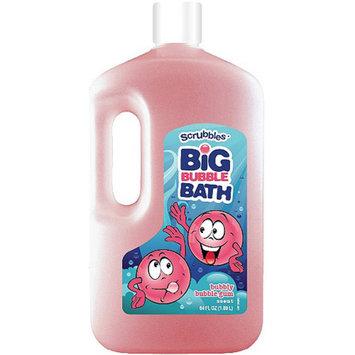 Scrubbles Bubbly Bubble Gum Big Bubble Bath, 64 fl oz