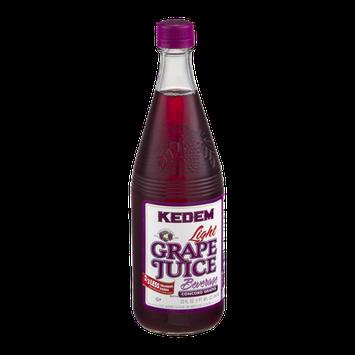 Kedem Light Grape Juice Beverage Concord Grapes