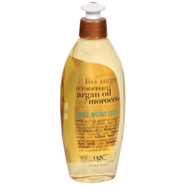 OGX® Hydrating Moroccan Argan Body Oil
