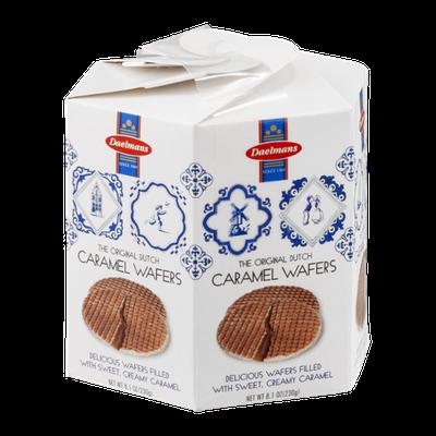 Daelmans The Original Dutch Caramel Wafers