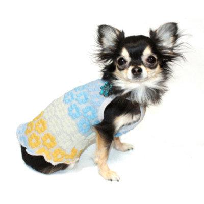 Hip Doggie Spring Daisy Tank