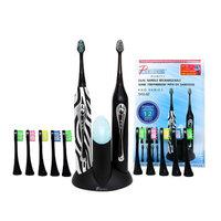 Pursonic S452BZ Dual Handle SONIC Toothbrush w/ UV Sanitizer