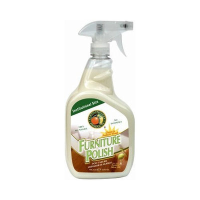 EARTH FRIENDLY PRODUCTS PL973132 Furniture Polish, 32-Ounce