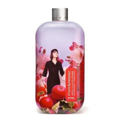 Fruits & Passion Fruits and Passion Imagine Foaming Bath, Apple Illusion, 16.9 Ounces