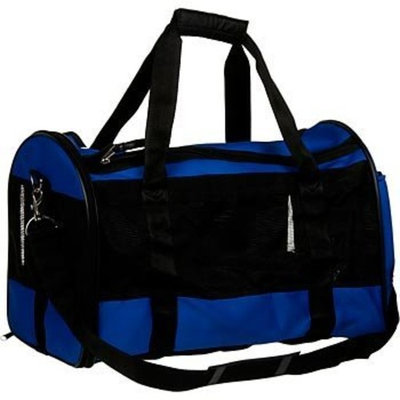 Ethical Large Carryall Pet Bag, Blue