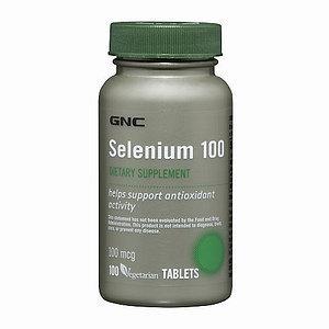 GNC Selenium 100