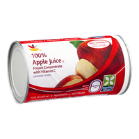 Ahold Frozen Concentrate 100% Apple Juice Unsweetened