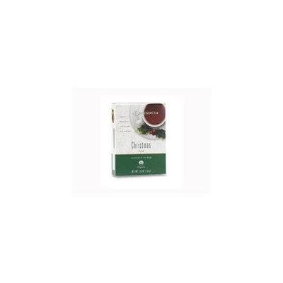 Davidson's Tea Davidson Organic Tea 886 Christmas Tea, Box of 8