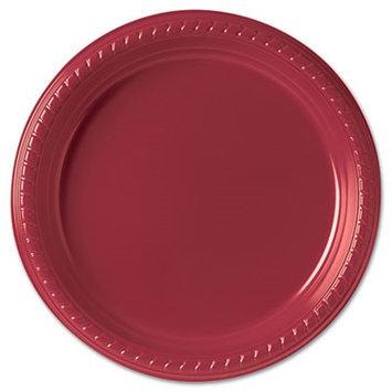 SOLO Cup Company S95R0099PK Plastic Plates, 9