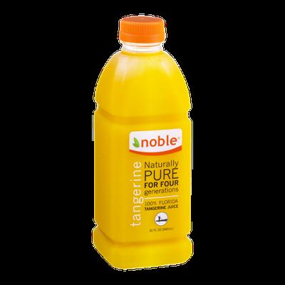 Noble 100% Florida Tangerine Juice