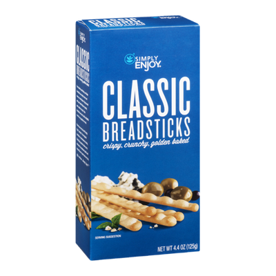 Simply Enjoy Breadsticks Classic