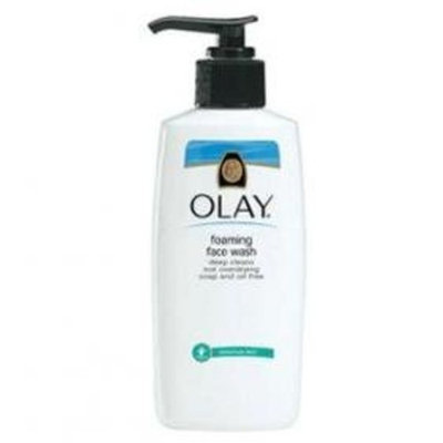 Olay Foaming Sensitive Skin Facial Wash
