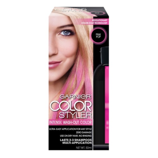 Garnier Color Styler Intense Wash-Out Haircolor - Pink Pop