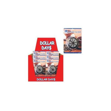 Bulk Buys Coffee Filters - Case of 120