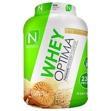 Nutrakey Whey Optima Vanilla Ice Cream Cookie - 70 Servings