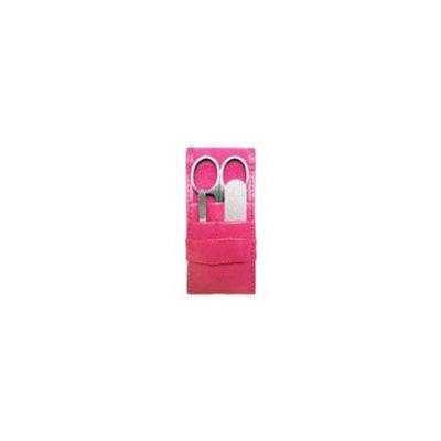 Swissco 73647 3 Piece Grooming Set in Pink Case