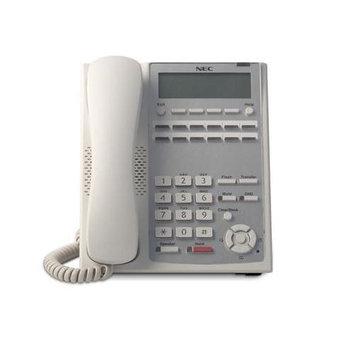 NEC SL1100 NEC-1100060 SL1100 12-Button Full-Duplex Tel (WH)