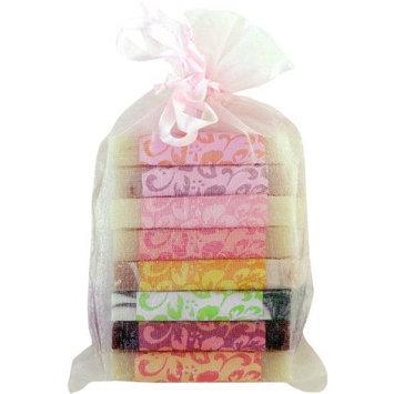 Maui Tropical Soaps Traditional Hawaiin Soap 8 Bar Gift Bag, 12-ounce