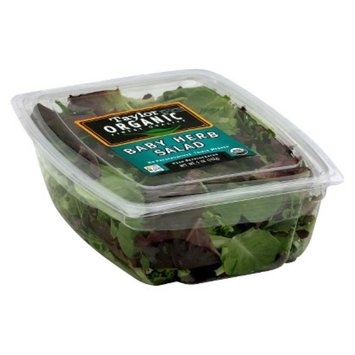 Taylor Farms Taylor Organic Baby Herb Salad 5 oz