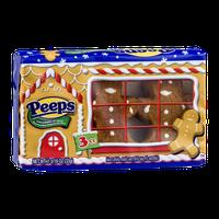 Peeps Gingerbread Marshmallow Gingerbread Men
