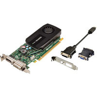 PNY Quadro K600 Graphic Card - 1 GB DDR3 SDRAM - PCI Express 2.0 x16 - Low-profile