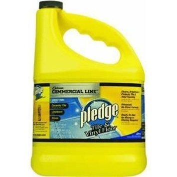 SC Johnson S C Johnson Wax 128Oz Pledge Tile&Vinyl 70737 Household Cleaner All Purpose