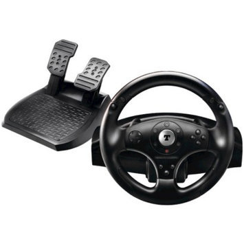 Thrustmaster T100 Steering Wheel - Black (PlayStation 3)