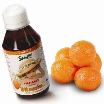 Sanar Naturals Vitamin C Infant 6 Oz Liquid - Orange Flavor