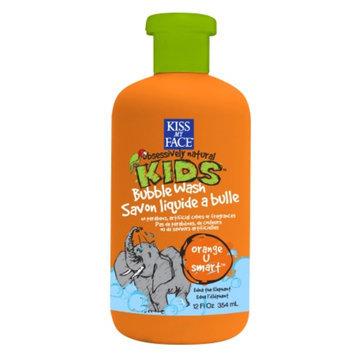 Kiss My Face Kids Bubble Wash