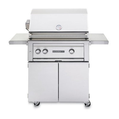 Sedona by Lynx Grills 2-Burner Stainless Steel Natural Gas Grill with Rotisserie L500PSFR-NG