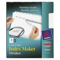 Avery Index Maker Label Dividers with 8 Tab-Letter - (5 Per Set)