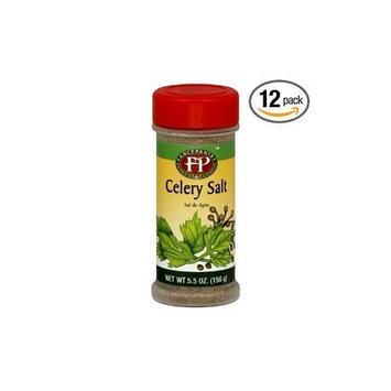 Fancy Pantry Celery Salt, 5.5-Ounce (Pack of 12)