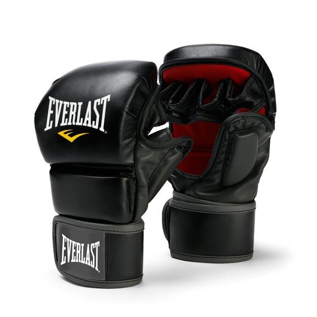 Everlast 7 oz Striking Training Gloves L/XL Black