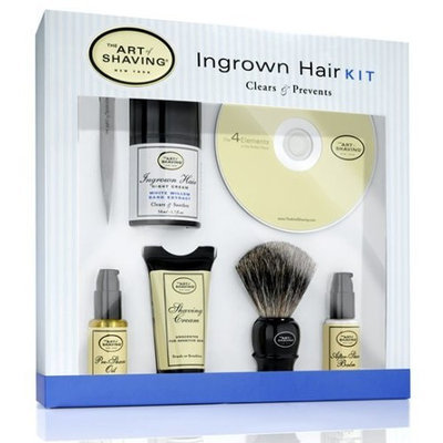 The Art of Shaving Ingrown Hair Kit