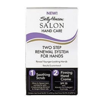 Sally Hansen® Salon Hand Care Two Step Renewal System for Hands Cream