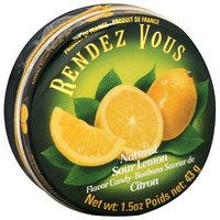 Rendez Vous Natural Sour Lemon Candy