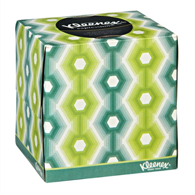 Kleenex Expressions Tissues