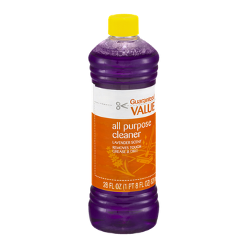 Guaranteed Value All Purpose Cleaner Lavender Scent